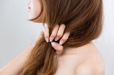 髪の結び跡を取る方法は?