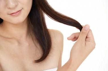 簡単にできる髪のアンチエイジング方法