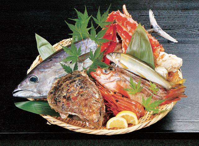 髪の健康のために魚介類を食べよう