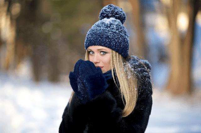 頭皮のために肩と首の冷えを防止すべし