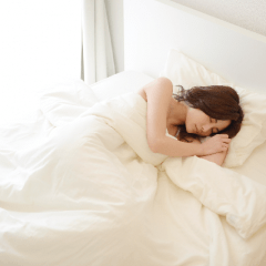 枕の硬さの違いで薄毛になる確率が高まる?