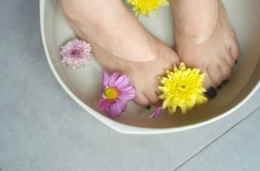 足湯は育毛に効果があるの?