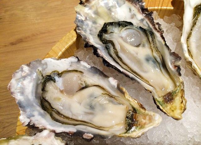 牡蠣を食べて薄毛対策!