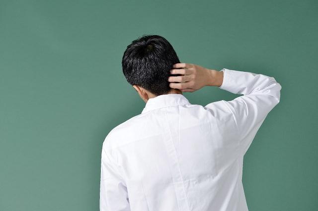 頭皮のフケの種類とは?