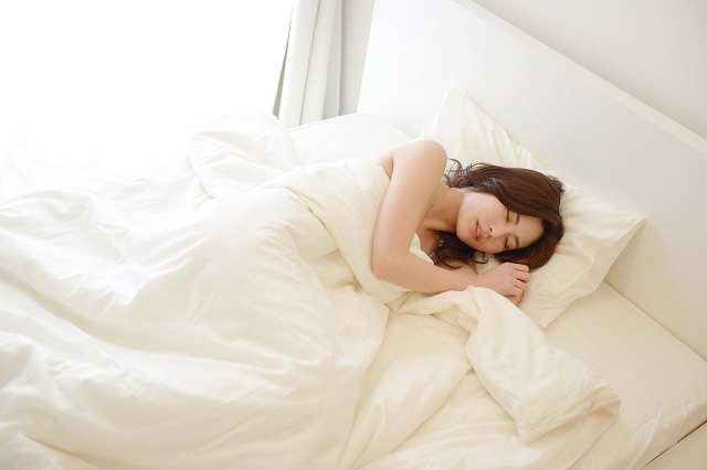 良質な睡眠が美髪を作るの?