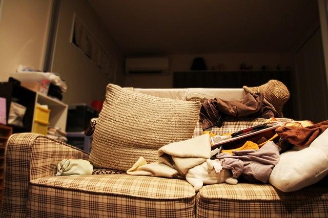 部屋が汚いと髪に影響するの?