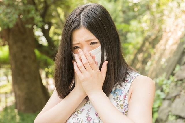 花粉症の症状を緩和させるにはヘッドスパが効果的なの?