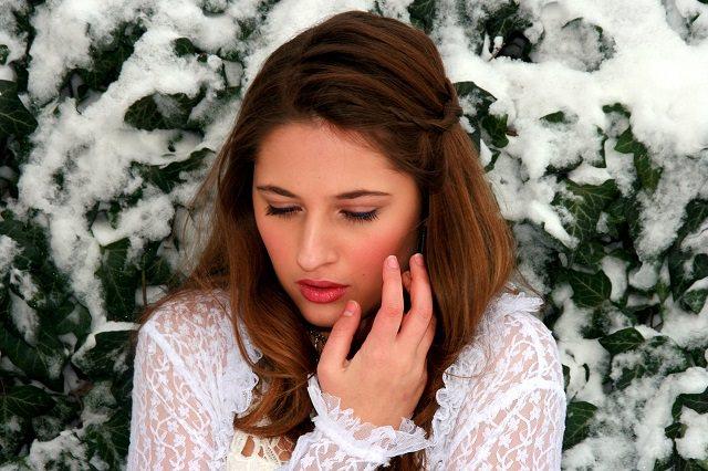 夏バテだけじゃない!冬バテは髪に悪い影響を与えるの?