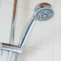頭皮に最も適切なシャワーの水圧は?