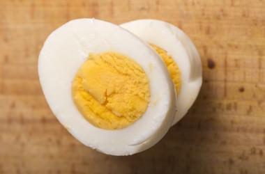ゆで卵で育毛効果?