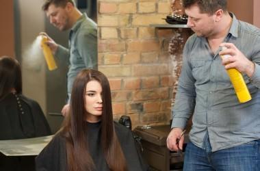 ヘアカラースプレーによる染髪の弊害とは?