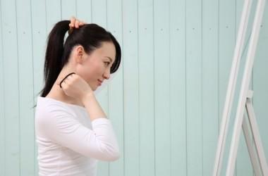 ヘアアレンジをし過ぎると髪が傷む?
