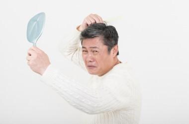 白髪ができる場所によって体の不調がどこかわかる?