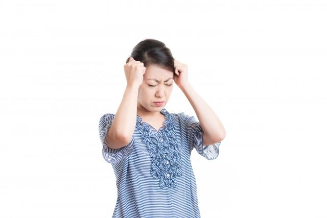 頭皮のリンパが腫れる!?