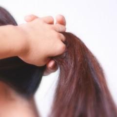 頭を触る癖がある人は薄毛になるの?