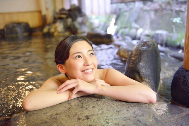 長風呂で薄毛防止?