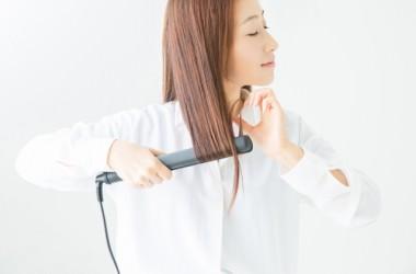 髪をセットして美容室に行っても大丈夫?