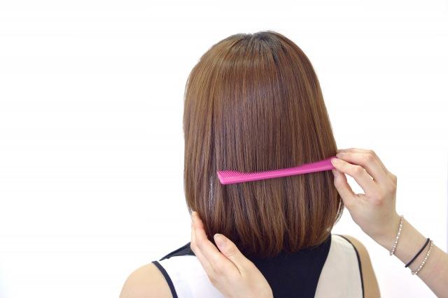 髪を梳くのに一番いい頻度は?