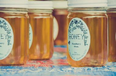蜂蜜を食べて抜け毛対策 ヘアケア講座