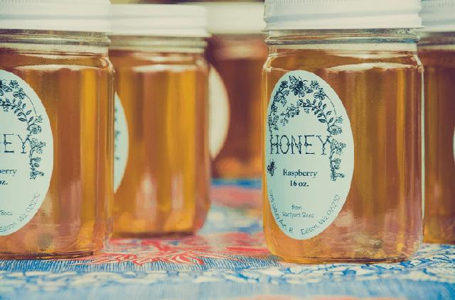 蜂蜜を食べて抜け毛対策