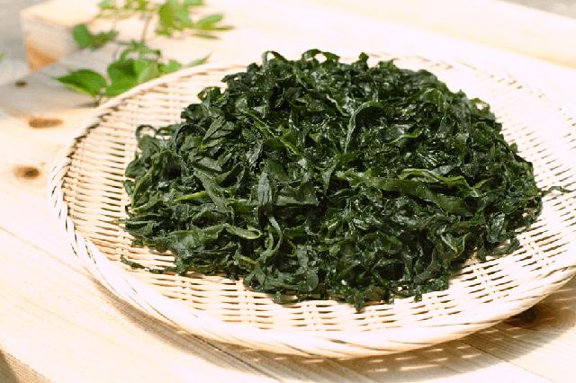 「海藻」は本当に髪に良いのか
