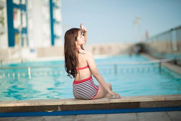 水泳をした後のヘアケア方法って?