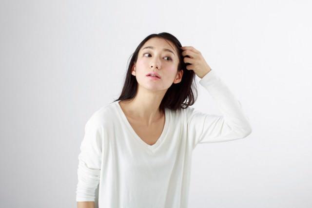 薄毛と脱毛症の違い