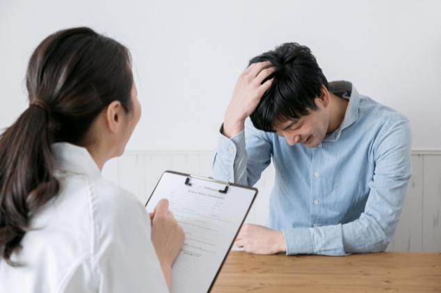 薄毛の危険度と原因をセルフチェック