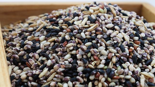 雑穀米で抜け毛予防をしよう!