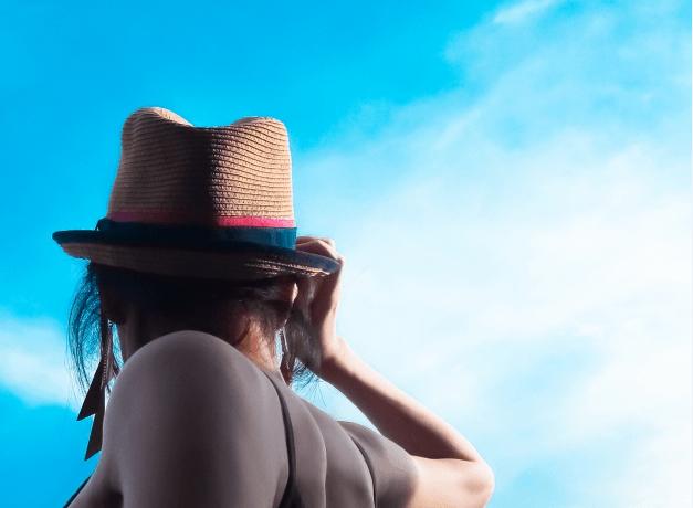紫外線のダメージを防ぎ、頭皮環境を整えよう!