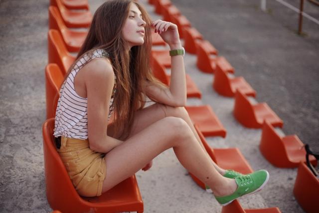 ロングでも夏を楽しみたい!髪を結ぶ以外にできる暑さ対策