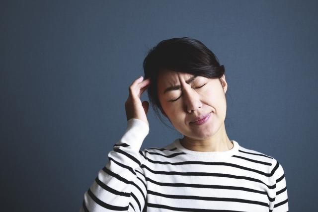 吐き気やめまいを解消する頭のツボってあるの?