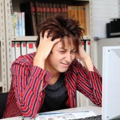 仕事のストレスによる髪への影響