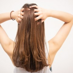 肌だけじゃない、髪の毛にも卵白パックが効く!
