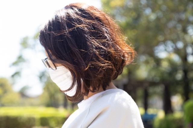 花粉症の方必見!花粉から髪を守るためにはどうすればいいの?