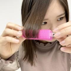 斜め前髪を綺麗にキープする方法とは?