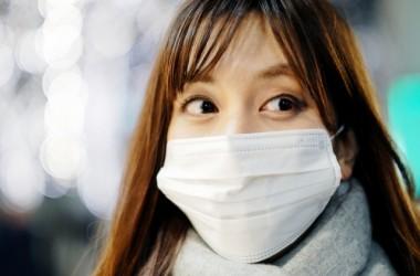 花粉症の季節到来!!マスクを付けていても前髪をキープする方法って?