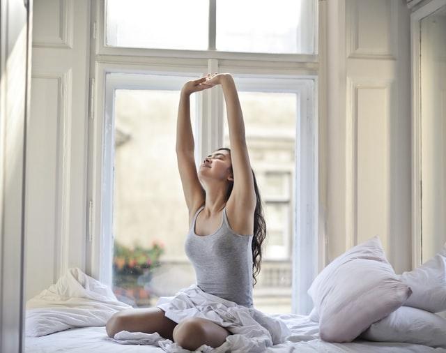ヘッドスパで睡眠美活!睡眠と美容の関係とは