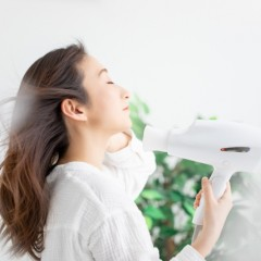 髪の毛を早く乾かす方法