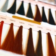 一番落ちやすいヘアカラーは何色?