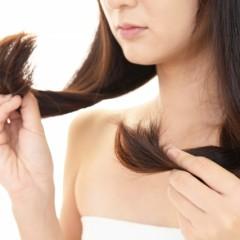 枝毛・切れ毛は自分で処理していいの?