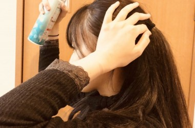 艶髪を叶える!グロウスプレーの使い方