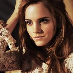 Emma Watson : エマ・ワトソン ヘアアレンジ動画 ヘアアレンジ