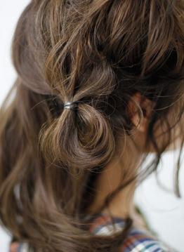 ぬけ感まとめ髪3