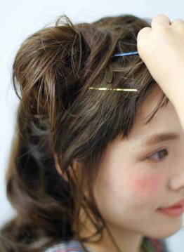 ぬけ感まとめ髪2