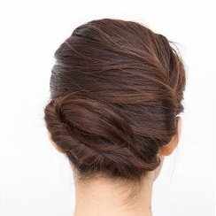 洋装にも和装にも似合う万能まとめ髪 ヘアアレンジ ロングヘア
