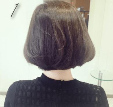 ねじり編みで作る、ハート型ハーフアップ♡♡1