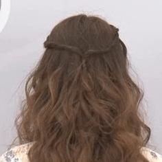簡単!ツイスト前髪のやり方☆ ヘアアレンジ ロングヘア