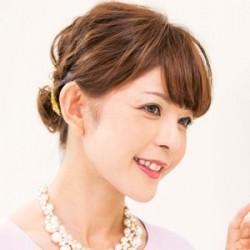 クラシカルな印象を演出☆女優風ローシニヨン ヘアアレンジ ミディアムヘア