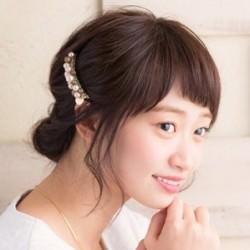 ♡2段階くるりんぱでつくる簡単オシャレなローシニョン♡ ヘアアレンジ ロングヘア